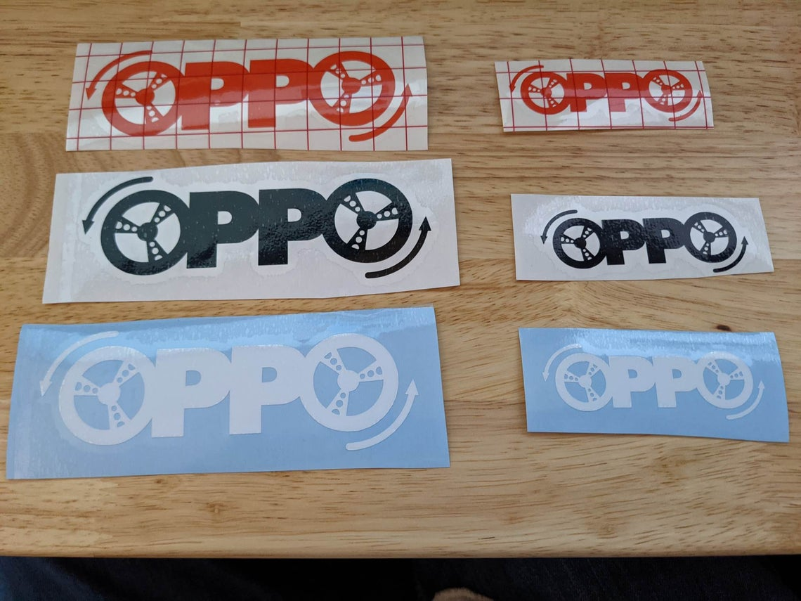 OPPO Stickers